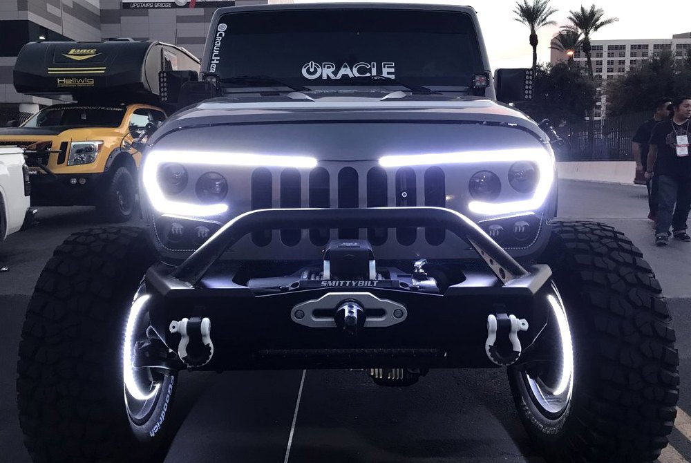 Oracle Lighting Vector Series Led Grille