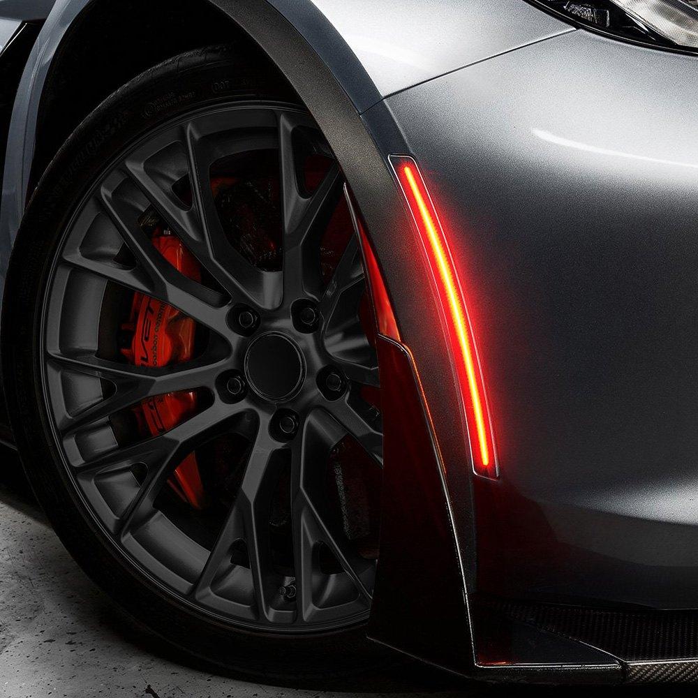 Dodge Charger 2016 Concept LED Side