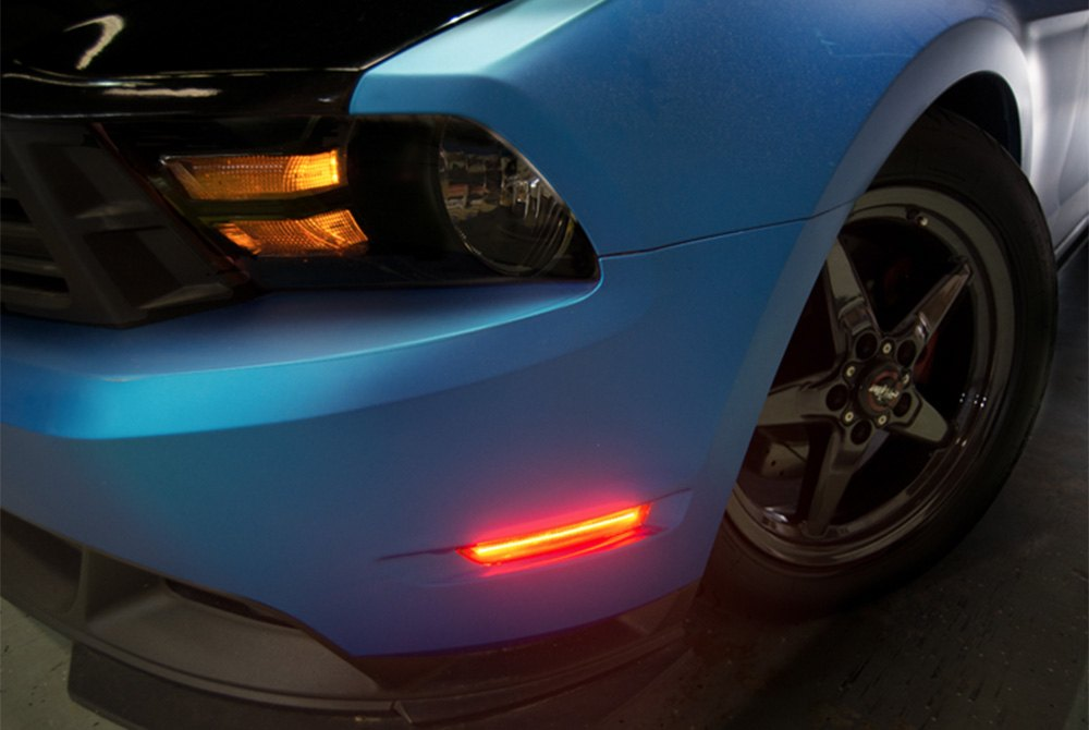 Oracle Lighting 174 Ford Mustang 2010 Concept Led Side