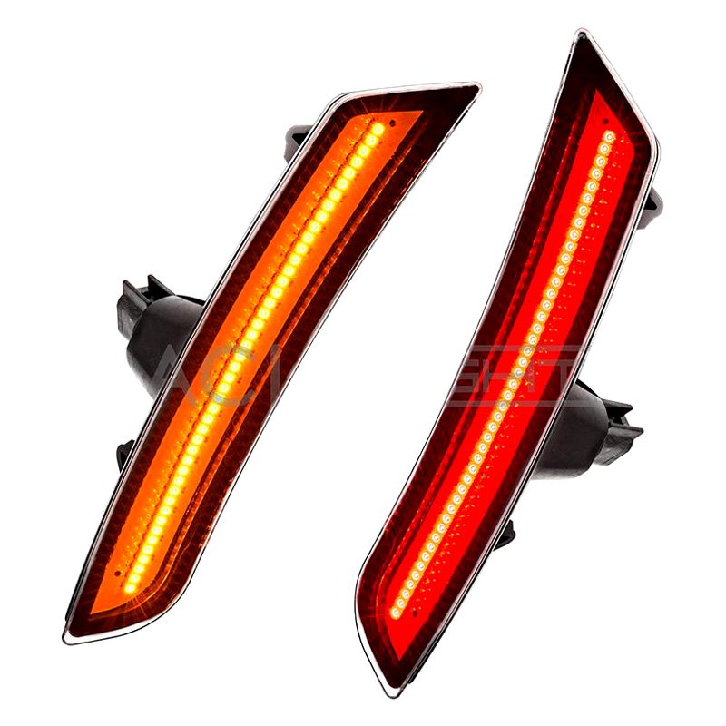 Oracle Lighting 174 Chevy Camaro 2016 Concept Led Side