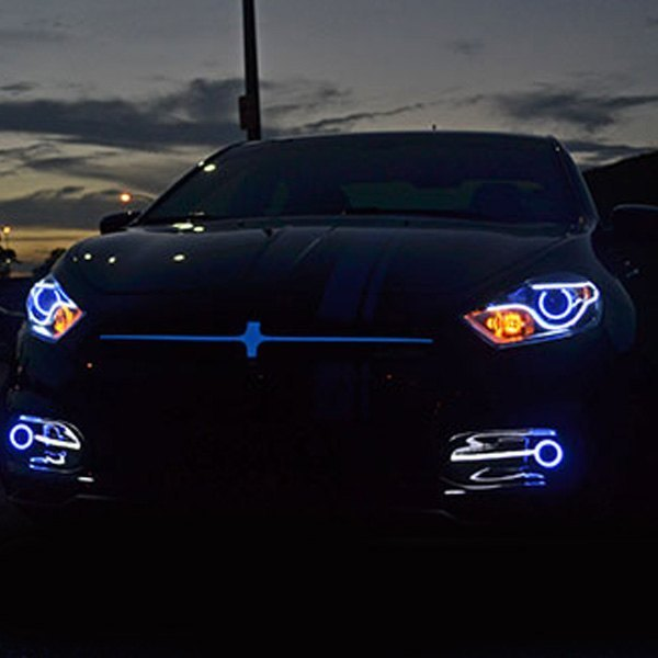 Oracle Lighting 174 Dodge Dart With Factory Projector
