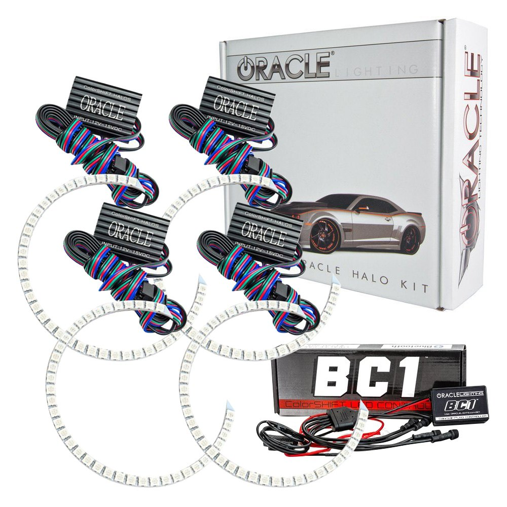 For Acura RSX 02-04 SMD ColorSHIFT BC1 Dual Halo Kit For