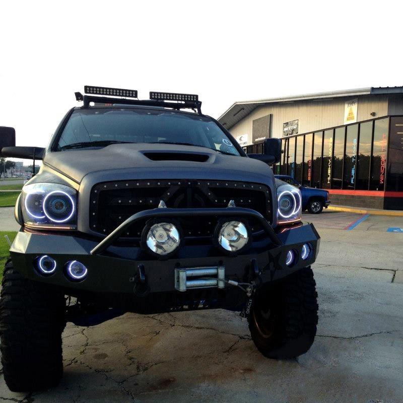 Dodge Ram 1500 06 08 Oracle Lighting