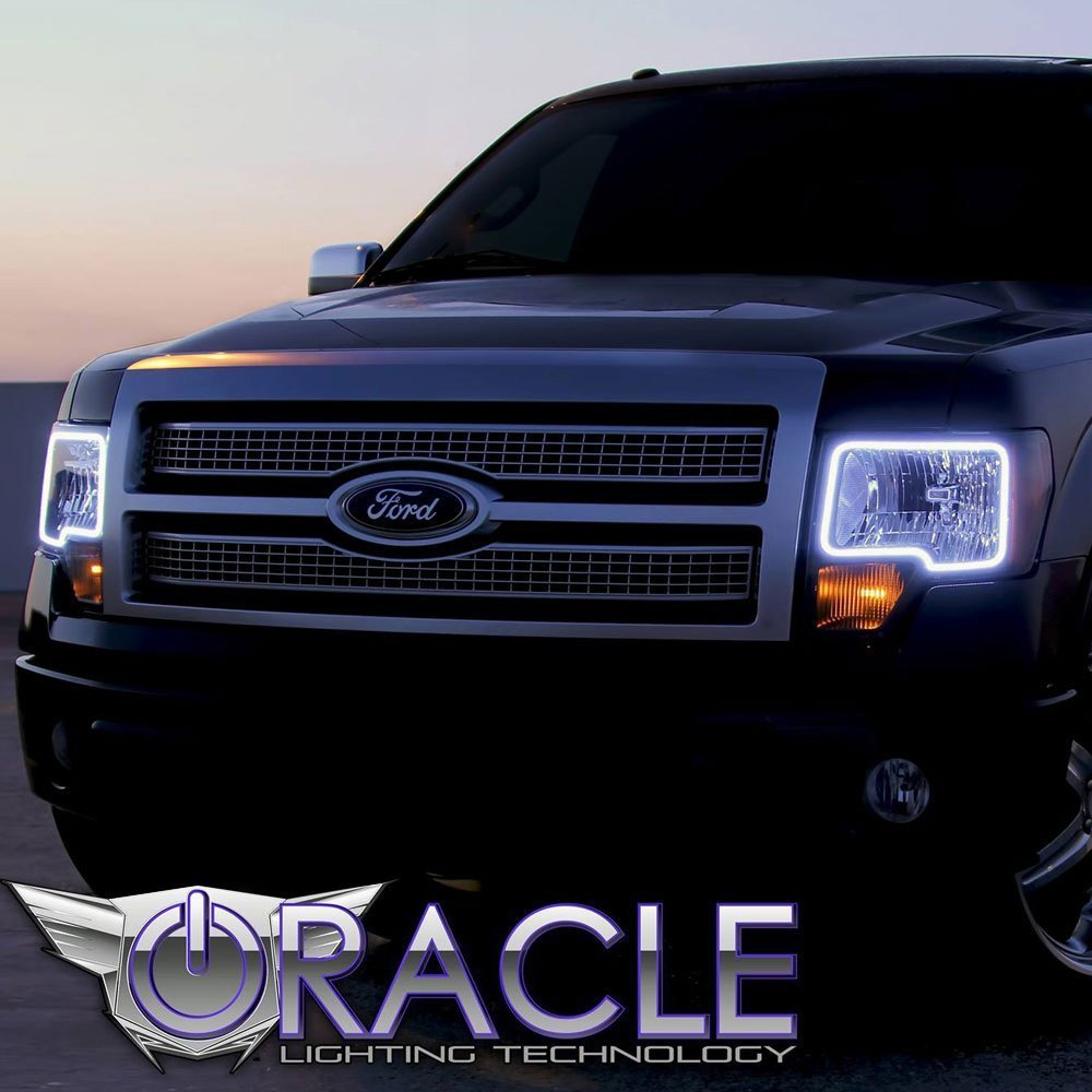 Oracle Lighting Color Halo Kit For Headlights