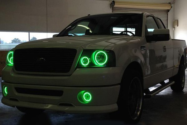 Oracle Lighting Color Dual Halo Kit For Headlights