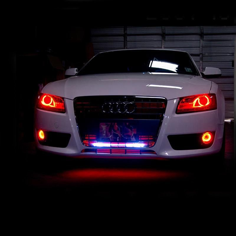 Oracle Lighting 174 Audi A5 A5 Quattro 2008 Color Halo
