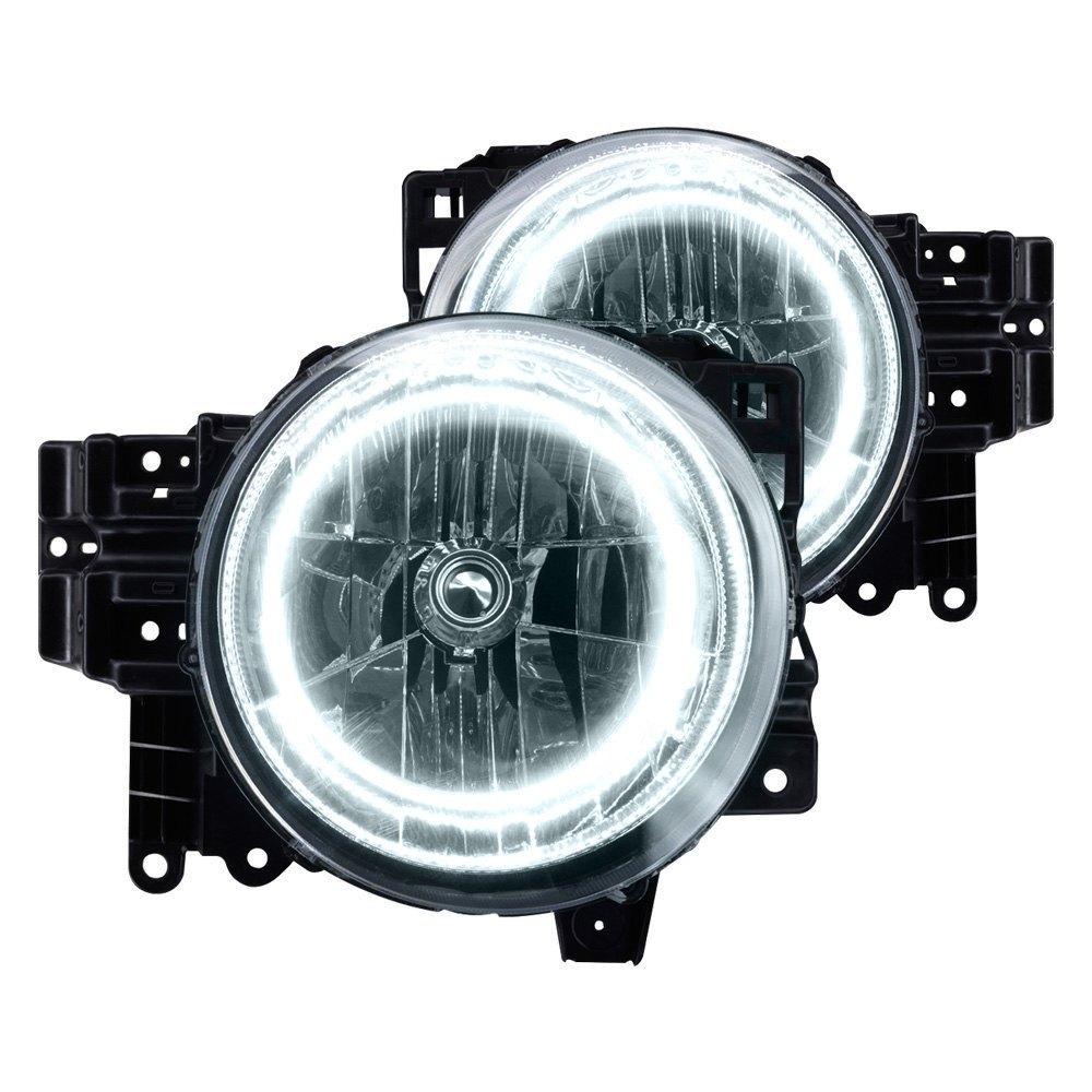 Oracle Lighting® 2519-051 - Plasma 6000K White Halo Kit for Headlights