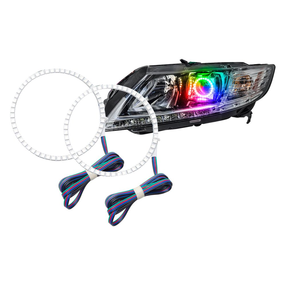 Oracle Lighting 3942 331 Smd Colorshift Wifi Halo Kit For Headlights