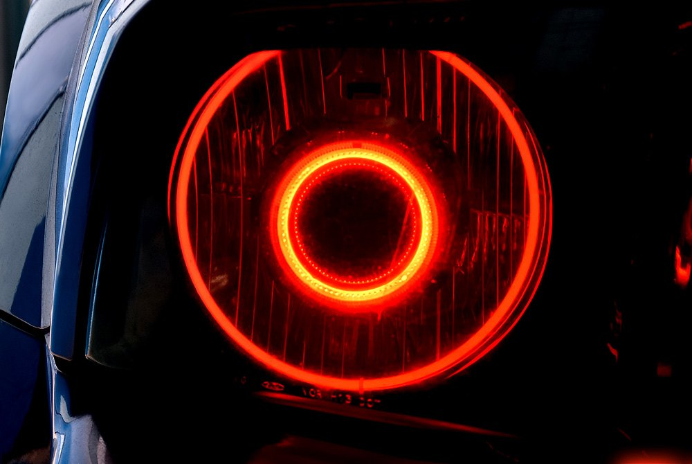 Car Tail Light What Color Of Led Should I Get
