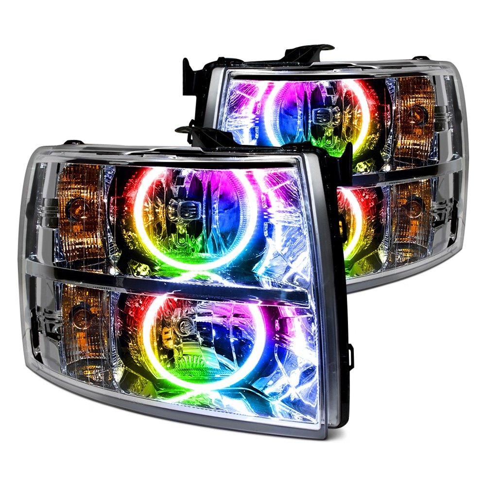 Oracle Lighting 174 Headlights With Halo