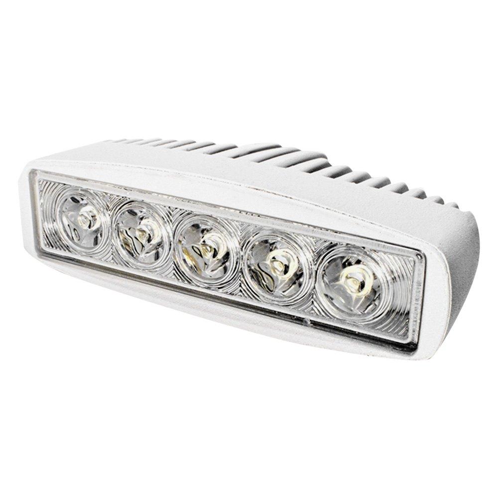 oracle lighting 2807 001 marine 6 15w led spreader light. Black Bedroom Furniture Sets. Home Design Ideas