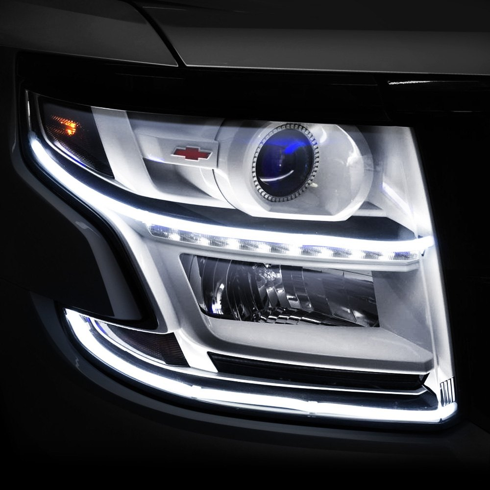 Oracle Lighting White Led Accent Drl Flexible Strips