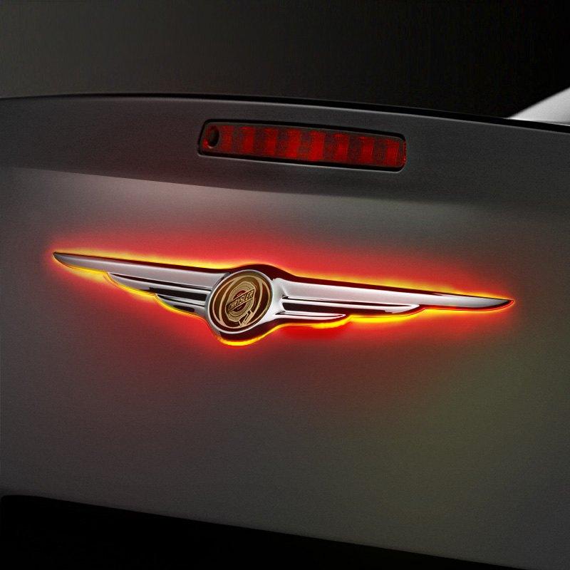 Chrysler 300 emblem led