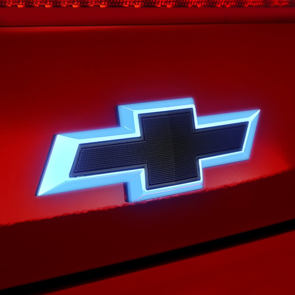 Illuminated Chevy Grill Emblem 2017 2018 Best Cars Reviews