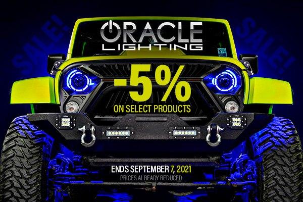 Oracle Lighting Promo