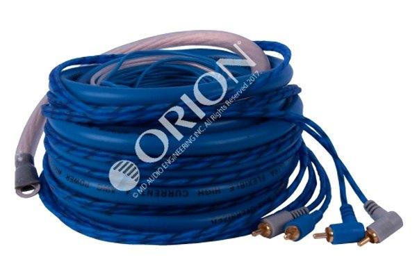 Orion® C4-XXL - Cobalt XXL 4 Gauge Amplifier Wiring Kit on