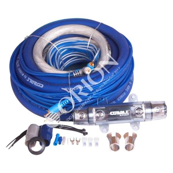 Orion® - Cobalt Series Amplifier Wiring Kit