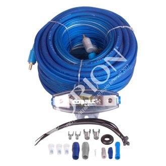 Orion® COKIT8 - Cobalt Series 8 Gauge Amplifier Wiring Kit