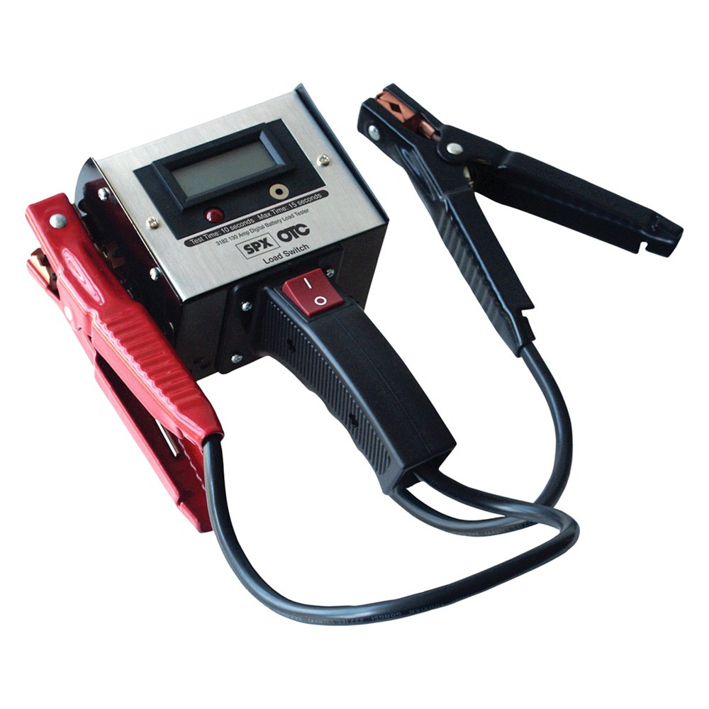 OTC® 3182 - 130A Digital Battery Load Tester
