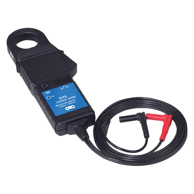 Otc Low Amp Probe : Otc amp probe