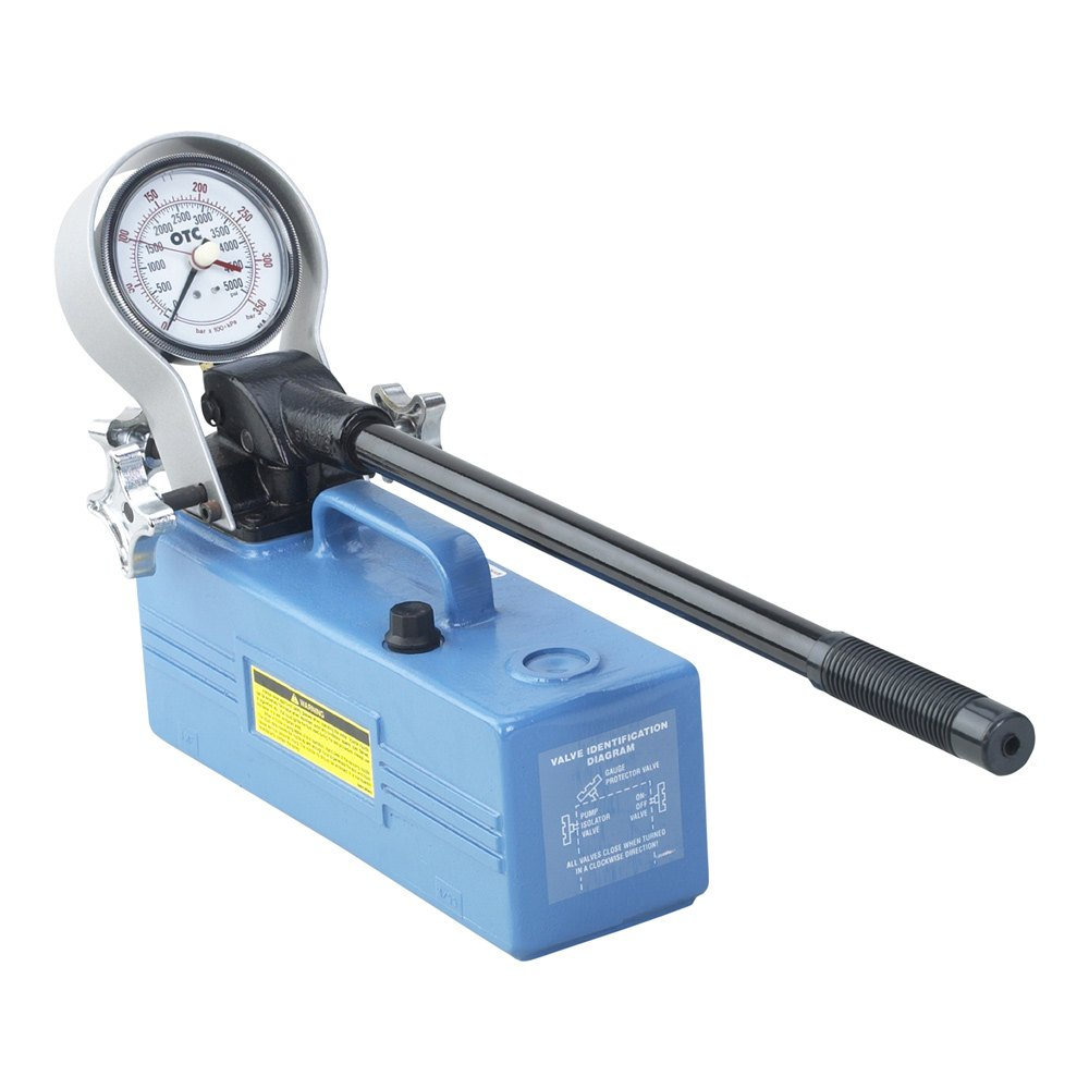 OTC® 4200 - Nozlrater Diesel Injector Nozzle Tester