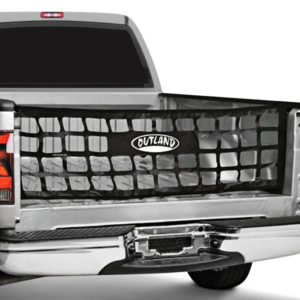 Truck Bed Cargo Net >> Outland Automotive® 33150.02 - Tailgate Net for Full Size ...