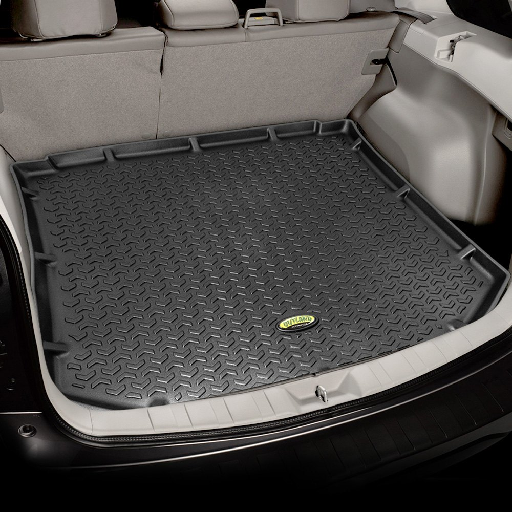 Outland Automotive®   All Terrain Black Cargo Liner