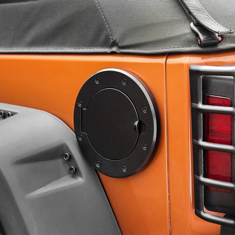 Automotive Gas Cap : Outland automotive  non locking black gas cap