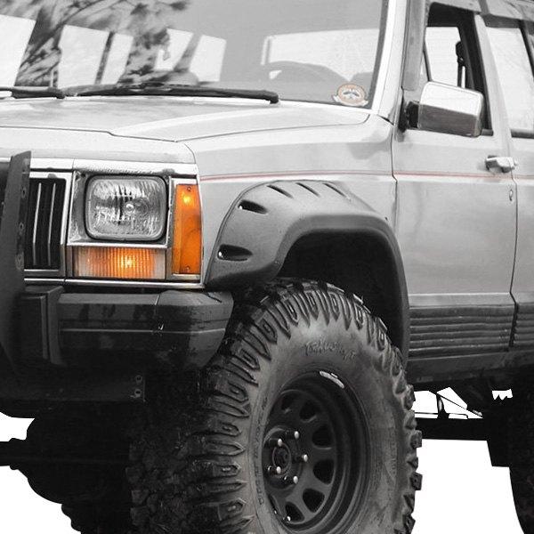 1999 Jeep Wrangler Fenders: 391163410 Outland Automotive