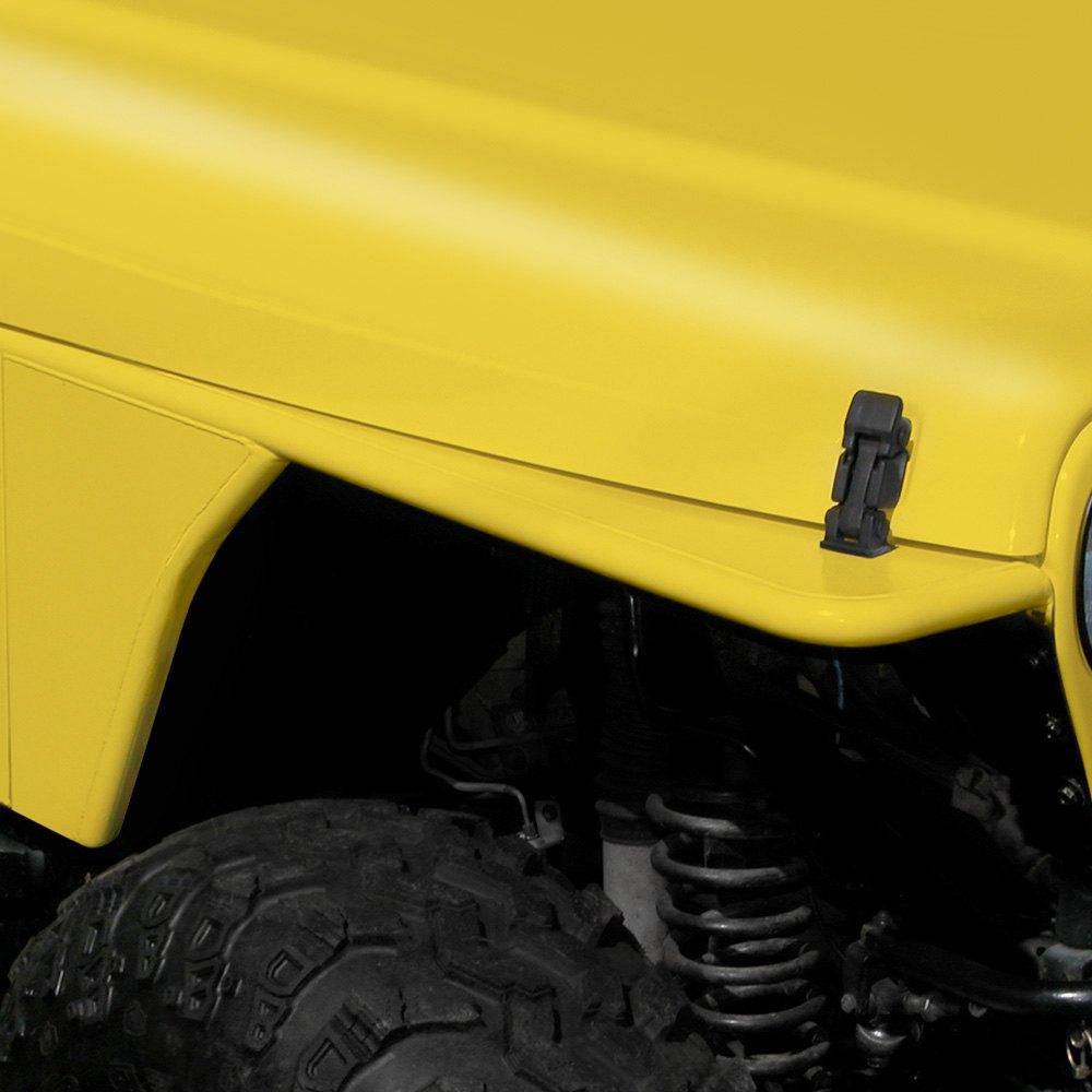 1999 Jeep Wrangler Fenders: Outland Automotive® 391200453