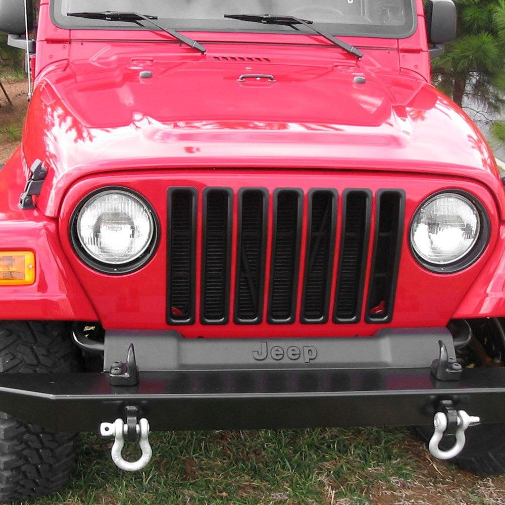 outland automotive jeep wrangler unlimited 2004 rock crawler full width front hd bumper. Black Bedroom Furniture Sets. Home Design Ideas