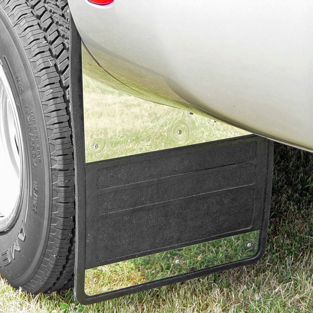 Classic Series Dually Wheel Rubber Mud Flaps