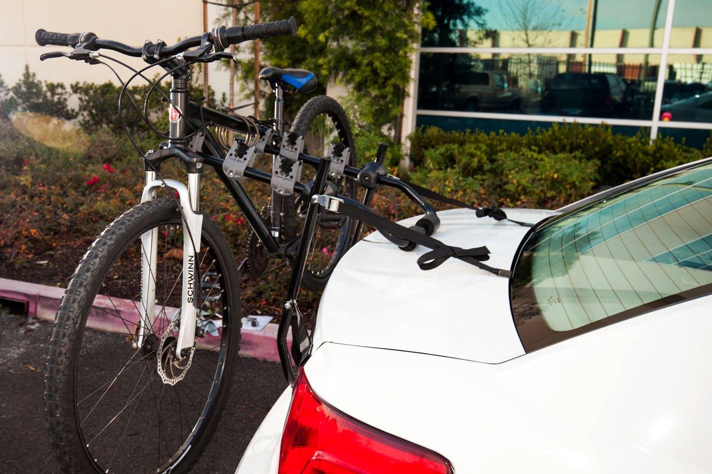 Oxgord Brtm 02 Trunk Mount Bike Rack For 2 Bikes