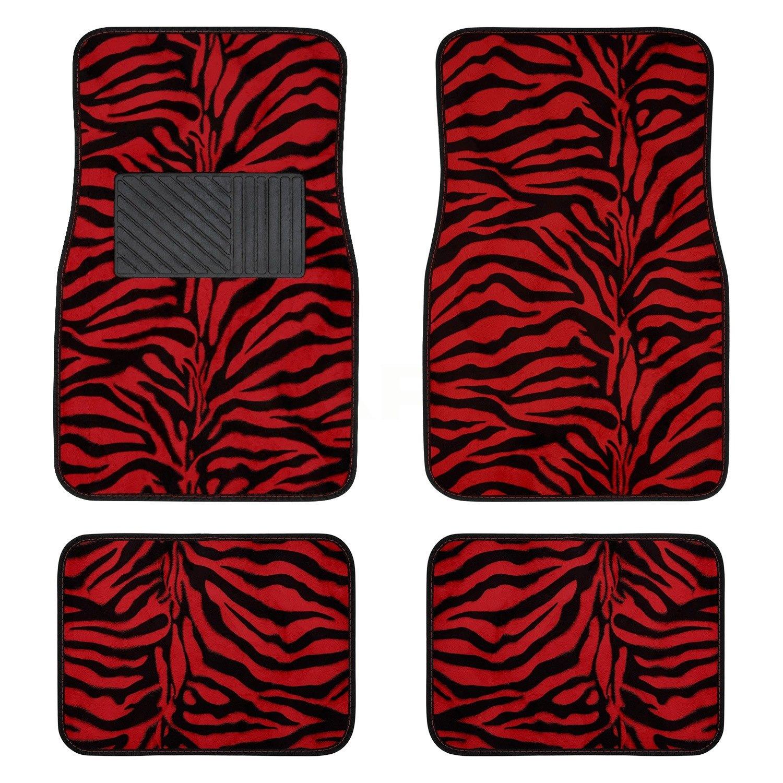 Oxgord 174 Fmcp Z1 Rd Zebra Tiger Stripe Style 1st Amp 2nd
