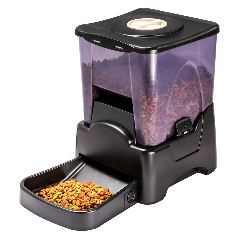 OxGord PTAF Programmable Automatic Pet Feeder