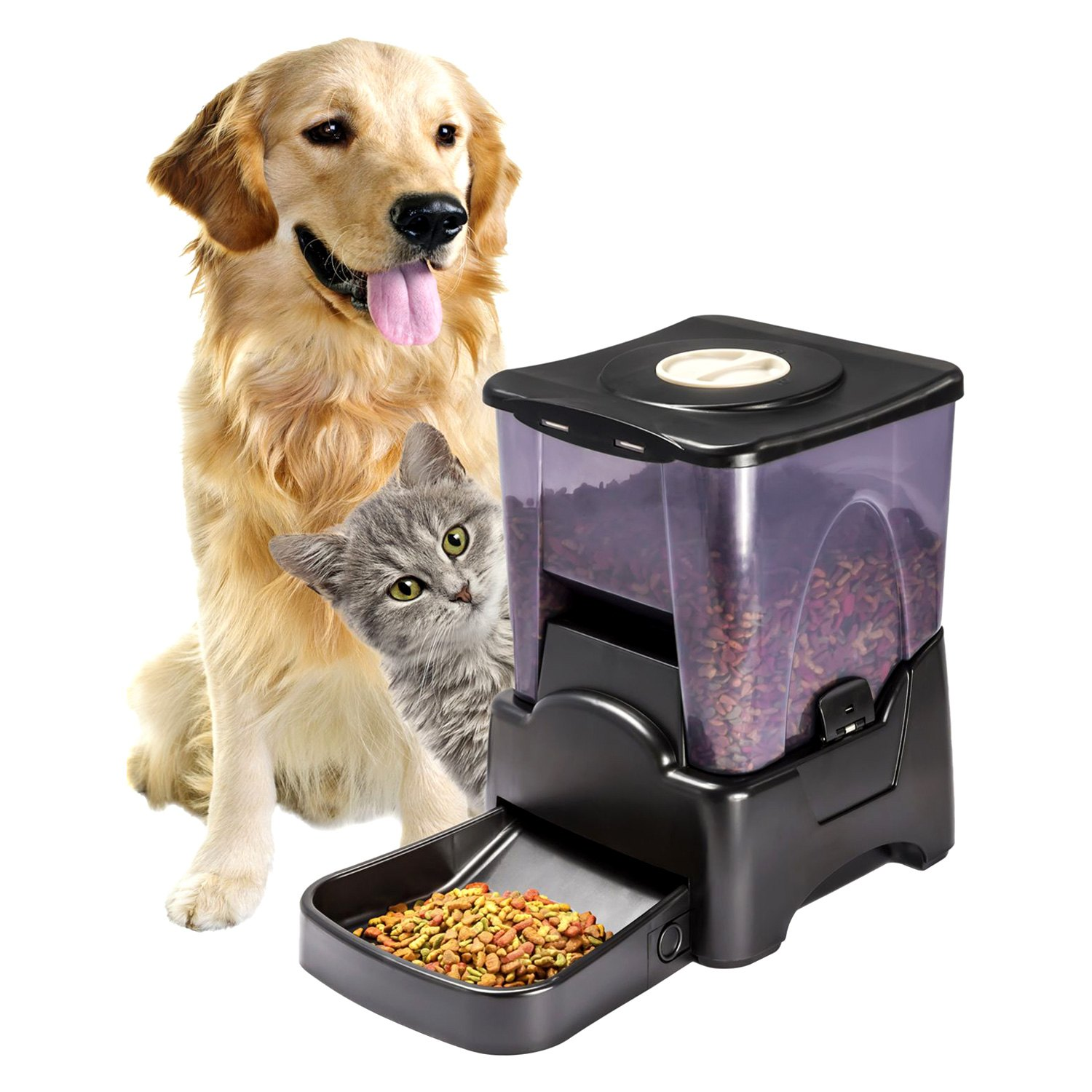with products feeder timer meals cat and voice automatic ly recording dog wopet