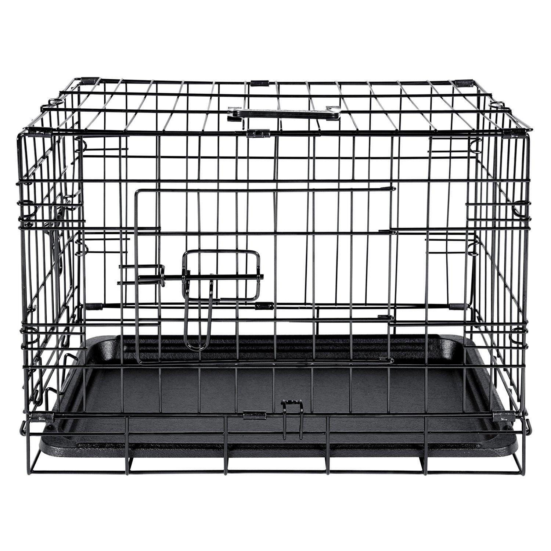 OxGord® - Pet Crate Folding Wire Kennel Playpen
