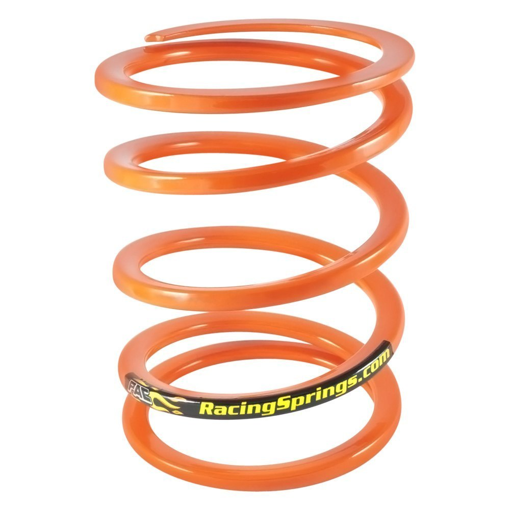 PAC Racing Springs® - Flat Wire Coil Spring