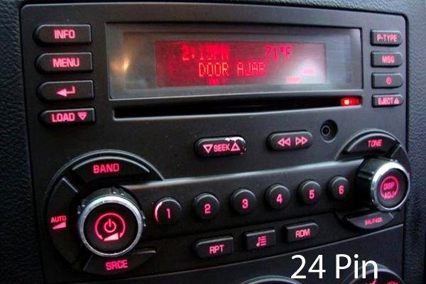 Pac 174 Pontiac G6 2005 Onstar Radio Replacement Interface