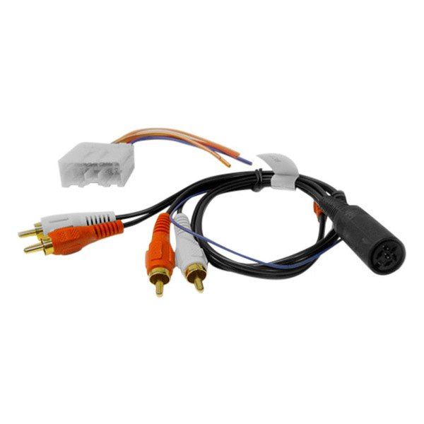 pac 174 aftermarket radio wiring harness with oem