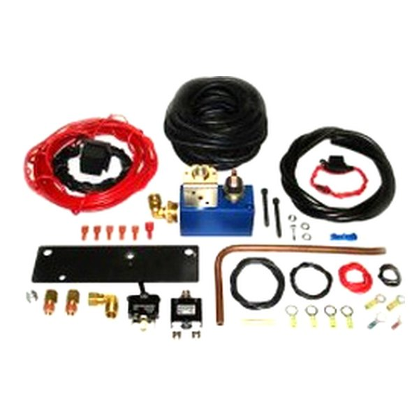 pacbrake 174 hp10116 wiring kit for compressor part number hp10625 vertical or horizontal setup