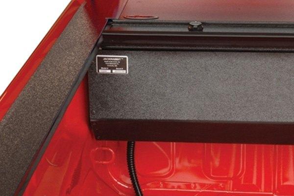 pace edwards® fmh6082 - jackrabbit™ full-metal™ tonneau cover