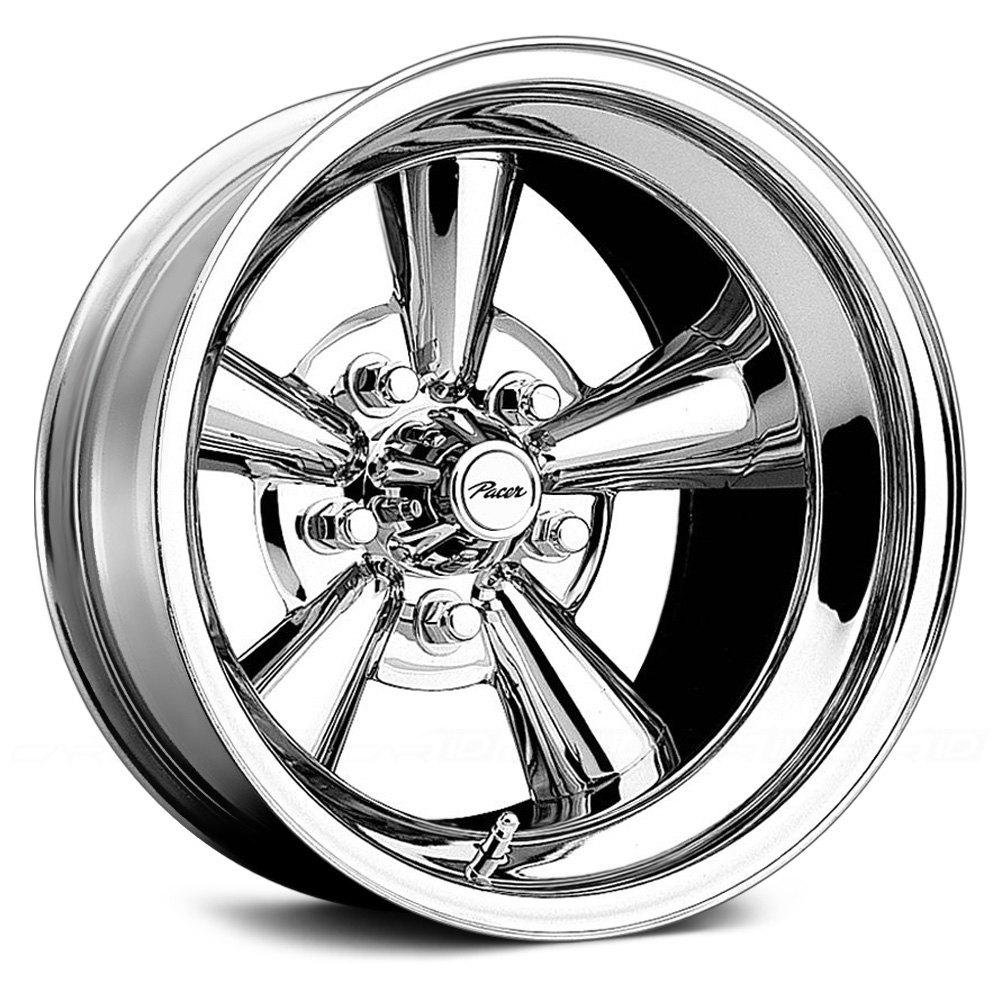 Pacer 174 177c Supreme Wheels Chrome Rims
