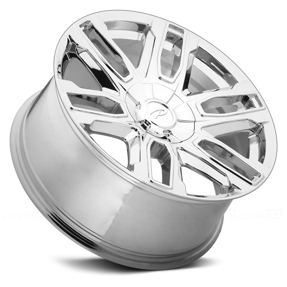 PACER® 787C BENCHMARK Wheels - Chrome Rims