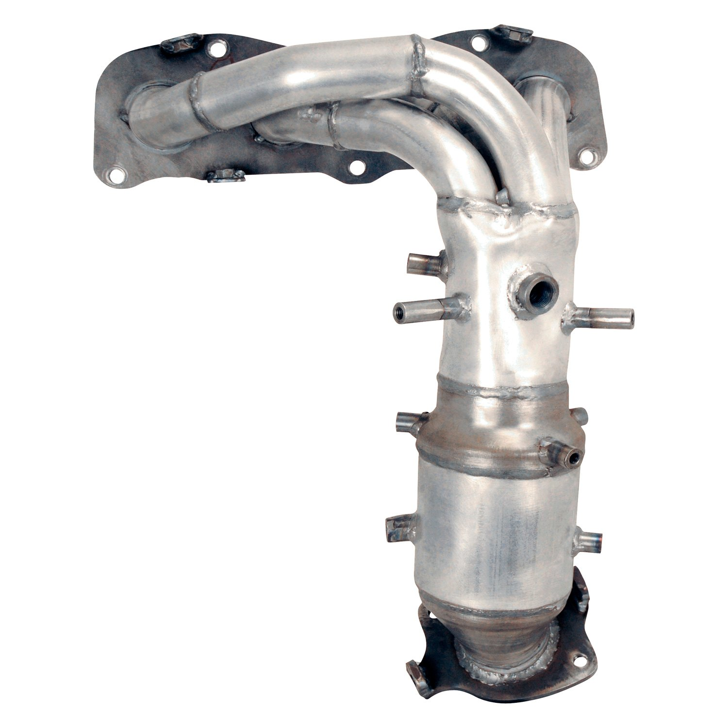 PaceSetter® 757740 - Exhaust Manifold with Integrated Catalytic Converter