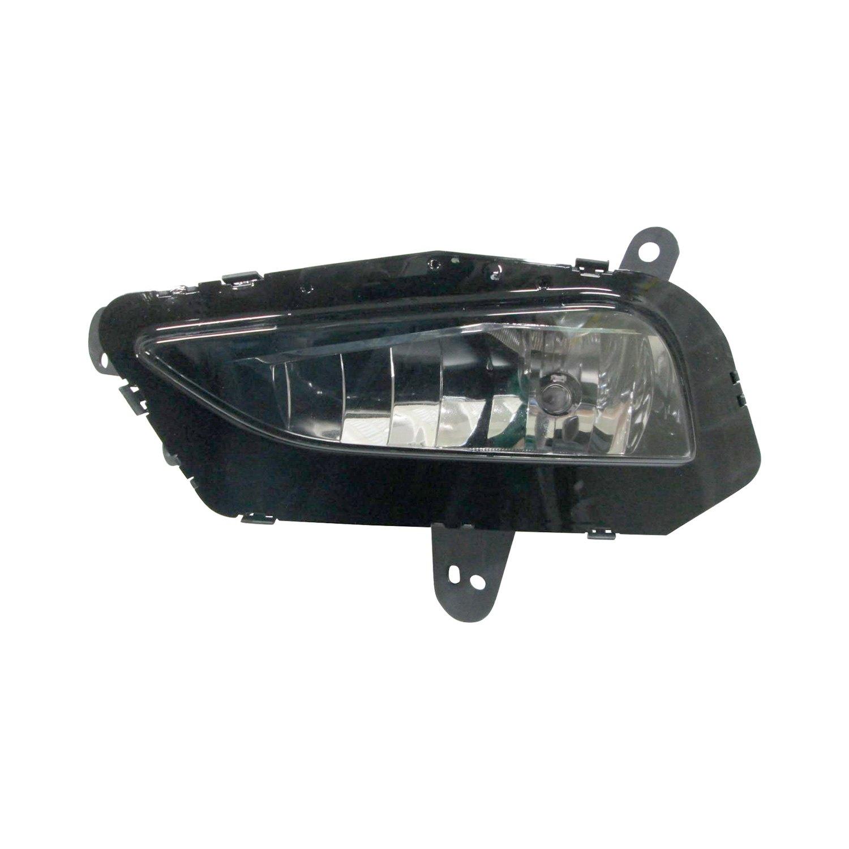 1Pcs Bumper Fog Light Lamp LH=RH for Chevrolet Camaro ZL1 2012-2015