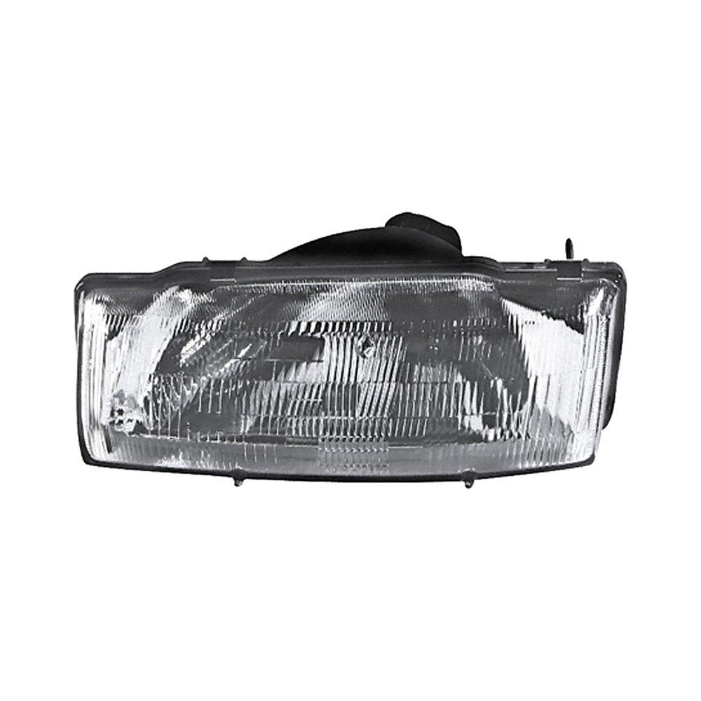 Headlight Headlamp Driver Side Left LH NEW for 90-93 Acura Integra