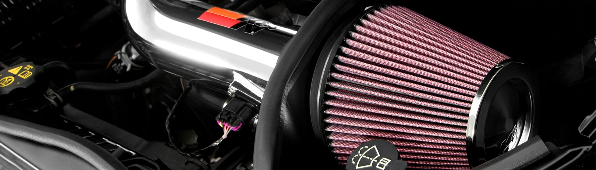 Performance Air Intake Systems | Cold Air, Filters, Manifolds, MAFs