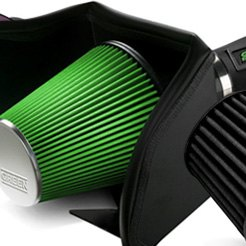 Green Filter Cold Air Intake System