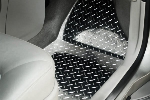 Aluminum Floor Mats Diamond Plate Simulated Floor Boards